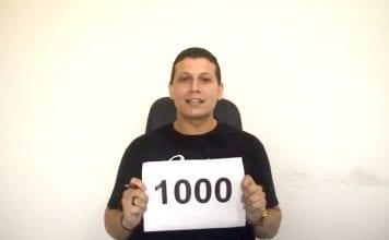 Sindserv comemora 1000 associados