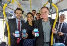 """Governo do Estado lança """"Ônibus GV"""", o aplicativo do transporte coletivo na Região Metropolitana"""