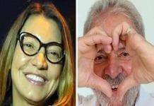 Após anúncio de namoro, ex-presidente Lula já usa aliança de compromisso