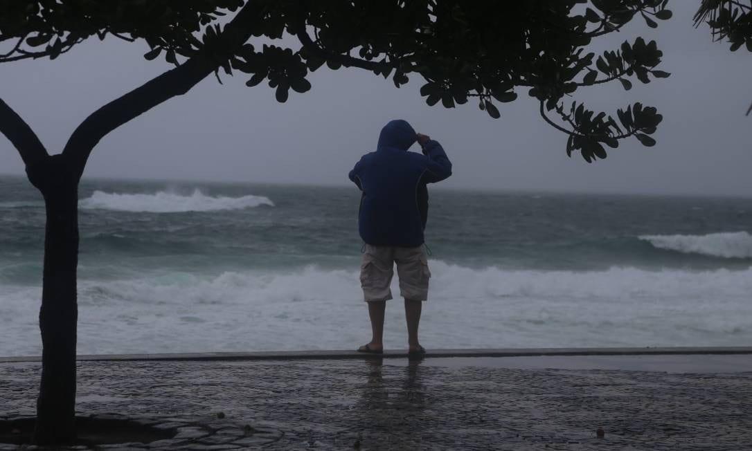 Semana será de chuva e temperaturas baixas no ES