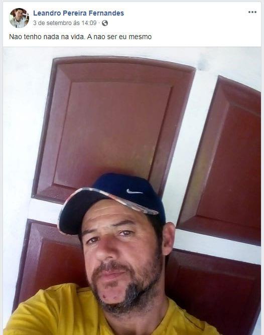 Leandro Pereira Fernandes esfaqueia ex-namorada em Marataízes e foge