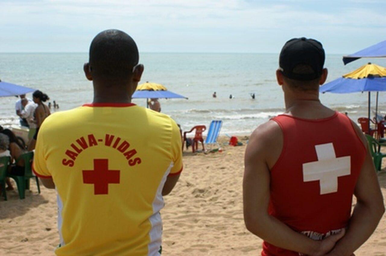 inscrições para Guarda-vidas