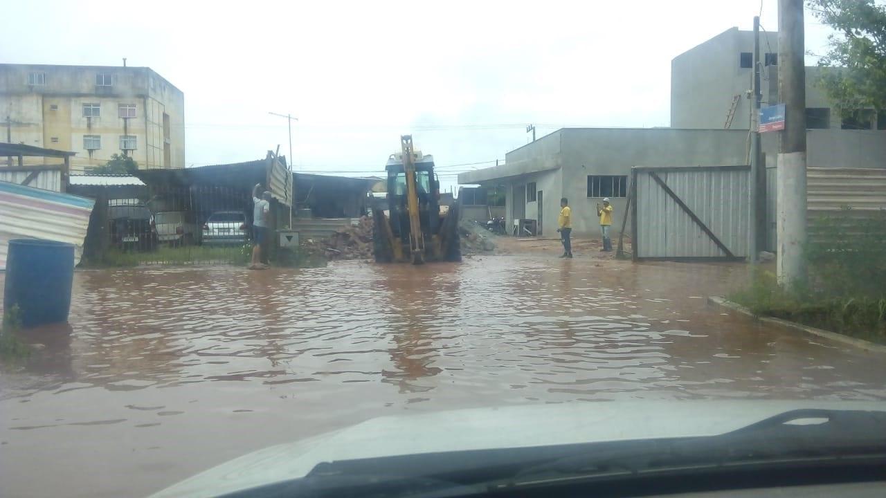 Prefeitura auxiliam comunidades prejudicadas pela chuva em Itapemirim - Portal Maratimba