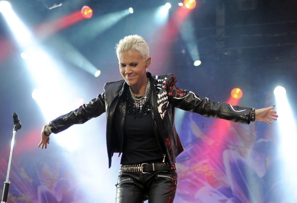 Marie Fredriksson - Cantora morreu de câncer aos 61 anos