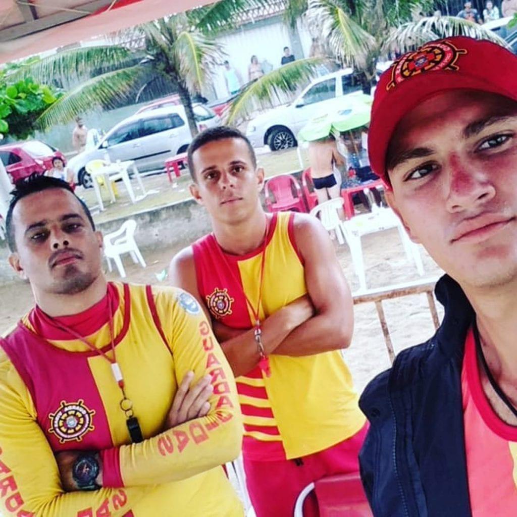 Oito resgates foram realizados em Marataízes nesse domingo