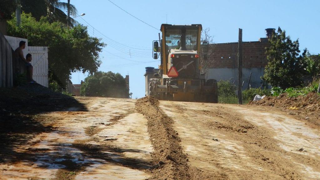 Drenagem do Bairro Belo Horizonte está sendo concluída