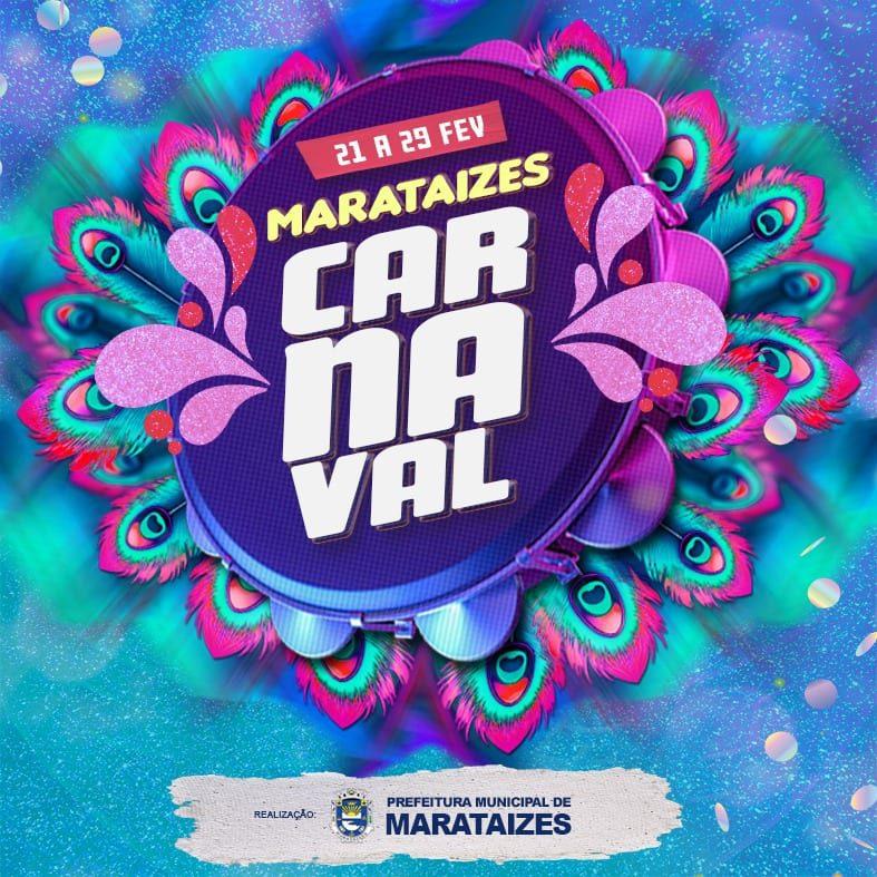 Programação do Carnaval 2020 de Marataízes