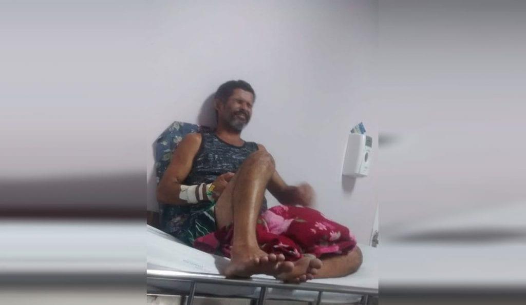 Homem pode morrer em Marataízes se não conseguir vaga em UTI